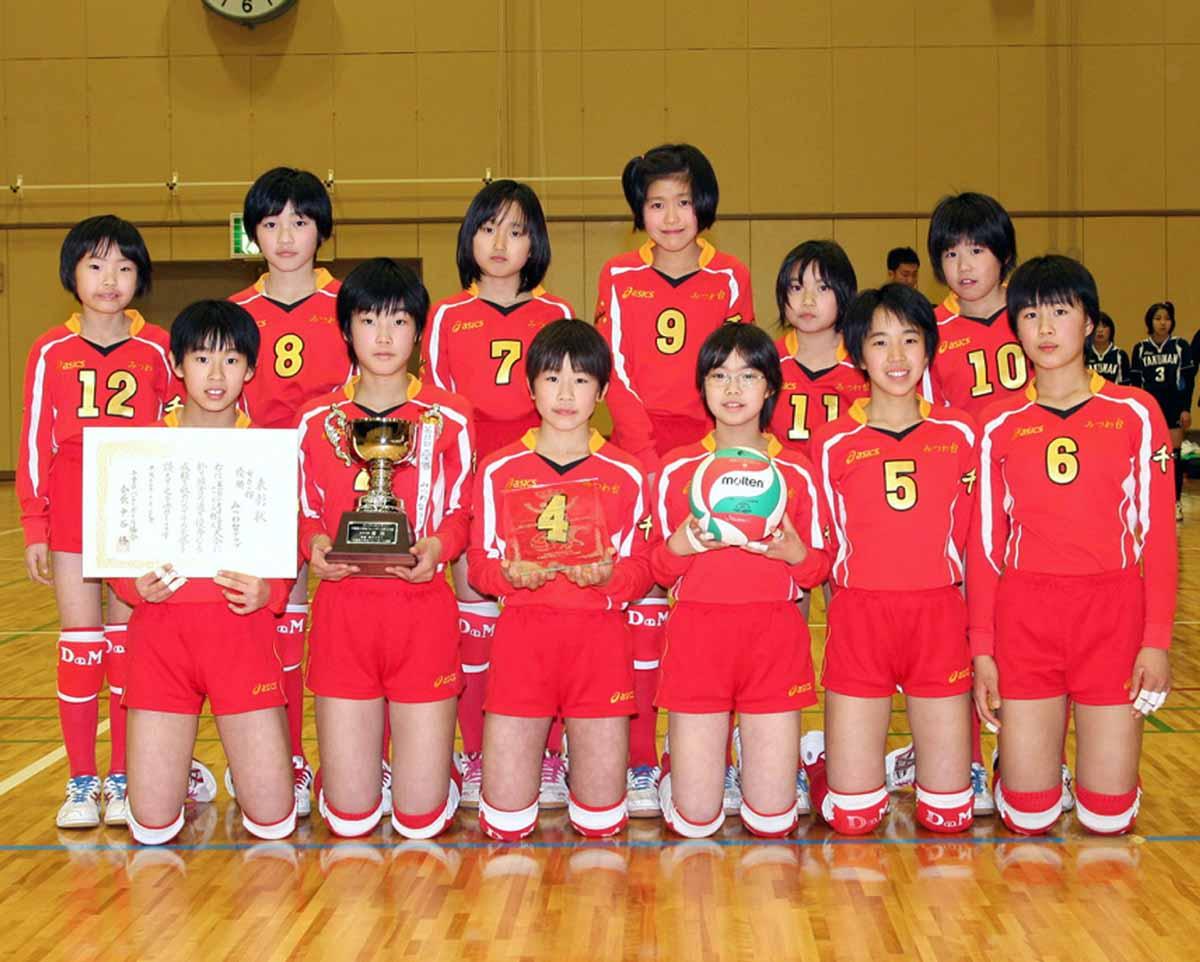 千葉 県 小学生 バレーボール